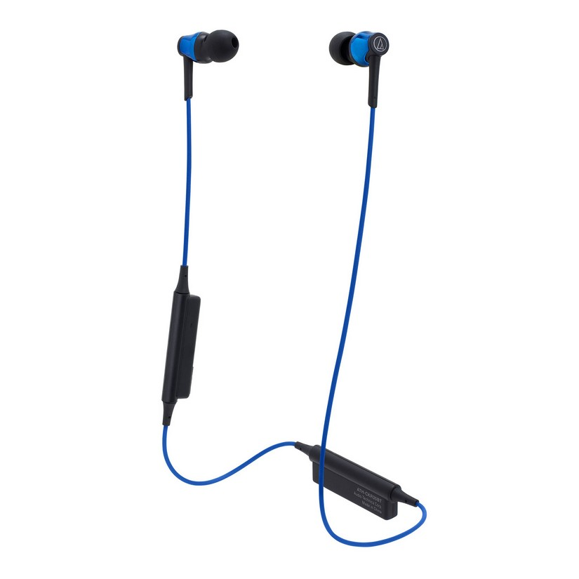 Audio-Technica ATH-CKR35BT Bluetooth Blue
