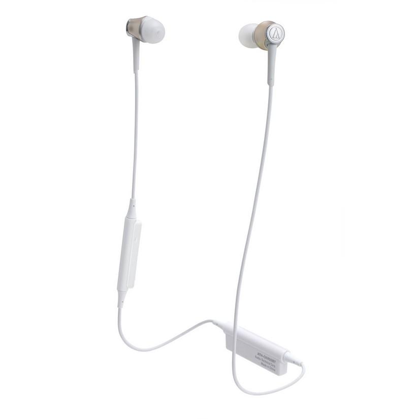 Audio-Technica ATH-CKR55BT Bluetooth Gold