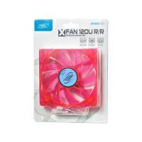DeepCool 120mm XFAN 120 Red LED