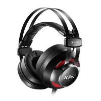 XPG EMIX H30 Gaming Headset + SOLOX F30 Amplifier