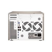 Qnap TS-877-1700-16G 8-Bay NAS, AMD Ryzen 7 1700 8-core 3.0GHz (max 3.7GHz), 16GB DDR4 RAM