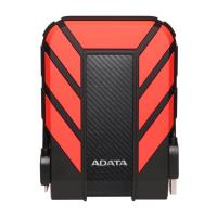 ADATA HD710P Durable Waterproof Shock Resistant 2TB USB3.0 External HDD Red