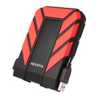 ADATA HD710P Durable Waterproof Shock Resistant 2TB USB3.0 External HDD Red