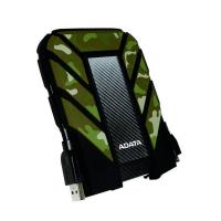 ADATA HD710P Durable Waterproof Shock Resistant 2TB USB3.0 External HDD Military