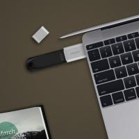 mBeat Attache Aluminium USB 3.1/3.0 to USB Type C Adaptor