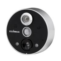 Edimax Smart Wireless Peephole Door Camera