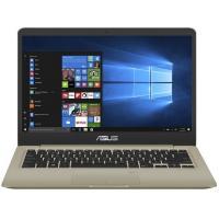 "Asus K410UA-EB151R i5-8250U 8GB 256GB(M.2)SSD 14""FHD(1920x1080) Intel HD620 802.11AC+BT W10P64 Gold"
