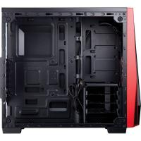 Corsair Carbide Series SPEC-04 Tempered Glass Case Black Red