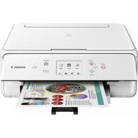 Canon Multifunction Inkjet Printer TS 6060 White