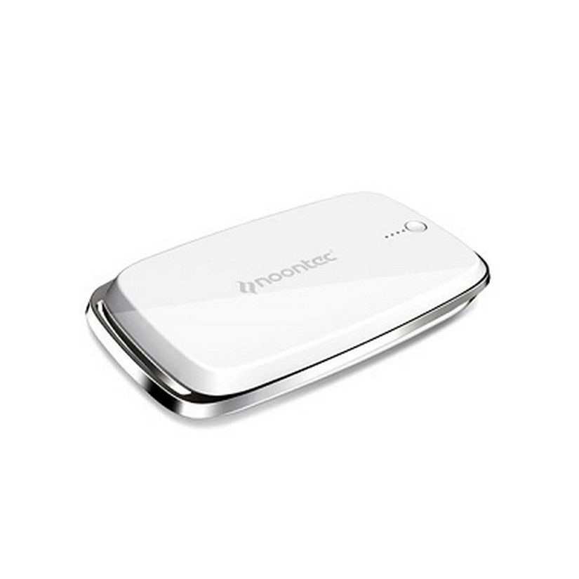 Noontec Powerme Polo 4000mAh Backup Battery For All Phones White