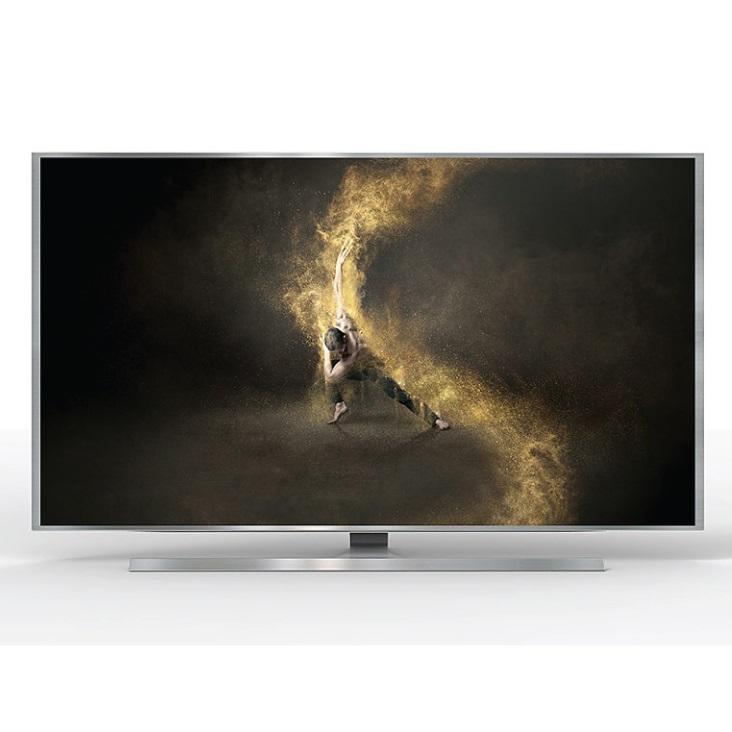 084080f933e Samsung 65 inch Series 8 Ultra HD 4K LCD LED 3D Smart TV UA65JS8000WXXY -  Umart.com.au