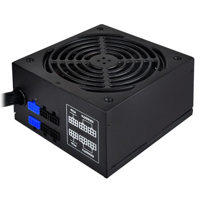 SilverStone ET550-HG Essential Series 80 Plus Gold Power Supply