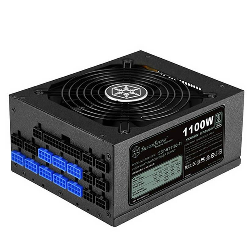 Silverstone 1100W Titanium 80+ Power Supply (ST1100-TI)
