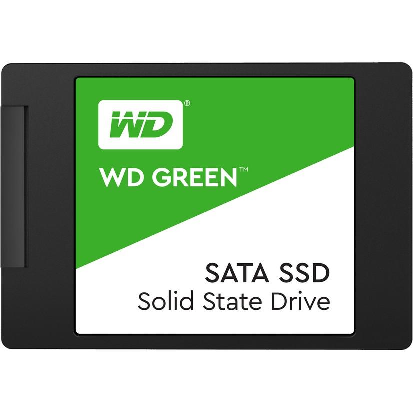 """WD Green 120GB 3D NAND 2.5"""" SSD"""