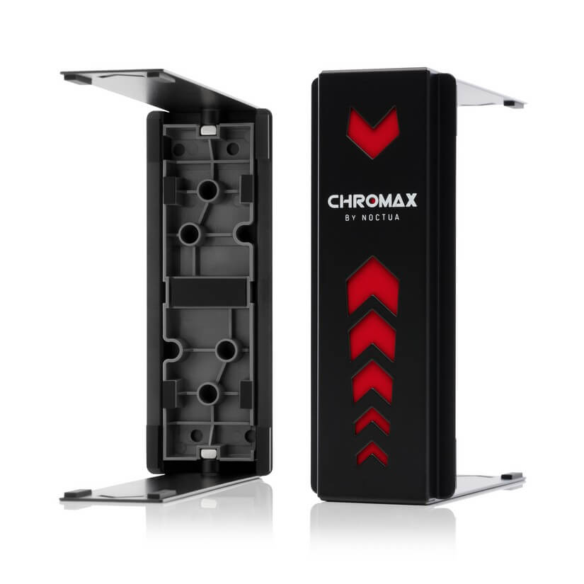 Noctua NA-HC1 Chromax.Black.Swap Heatsink Cover For NH-U12S Series