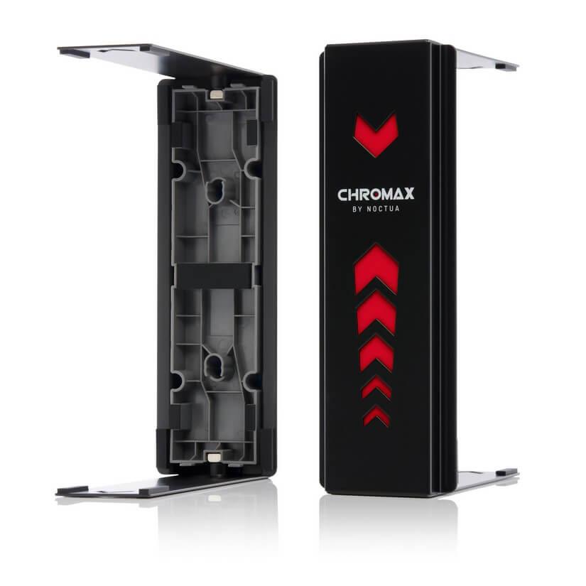 Noctua NA-HC3 Chromax.Black.Swap Heatsink Cover For NH-D15 Series