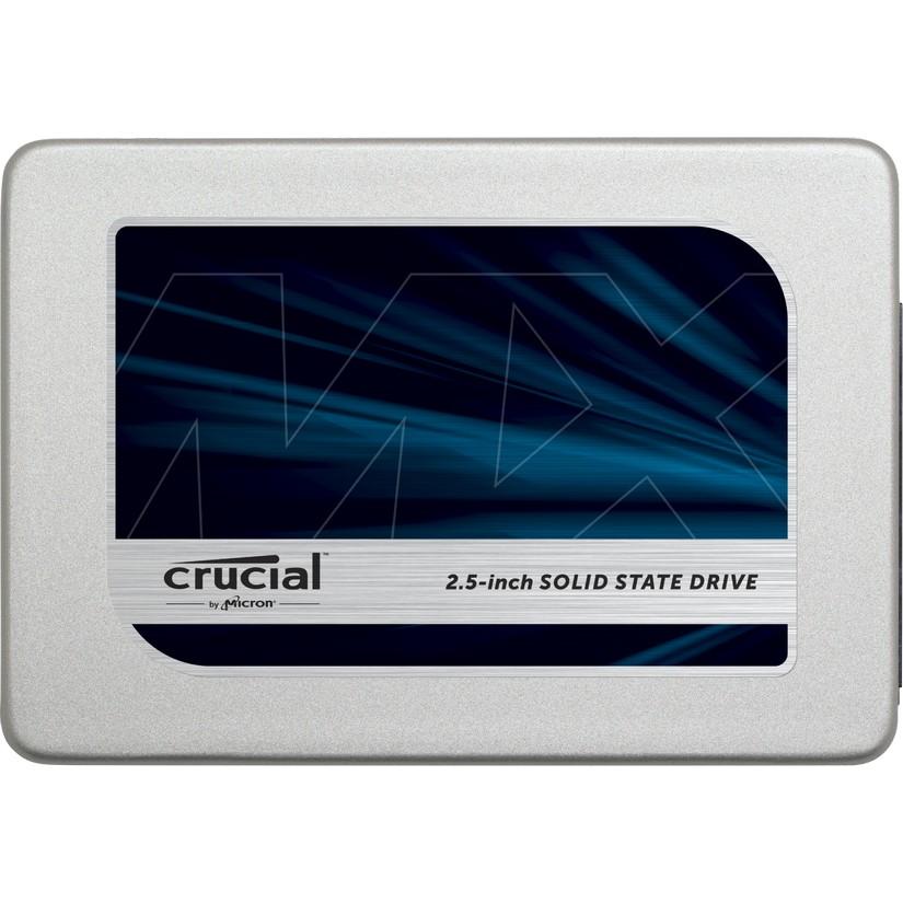 "Crucial MX500 1TB 3D NAND SATA 6Gbps 2.5"" SSD 560MB/s 510MB/s"
