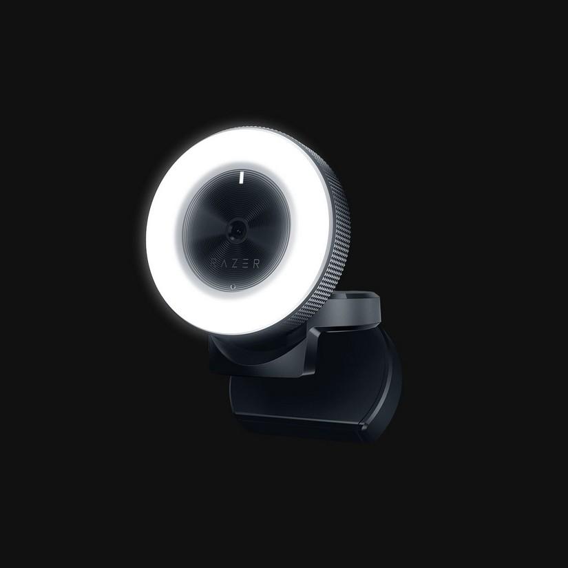 Razer Kiyo Ring Light Equipped Broadcasting Camera