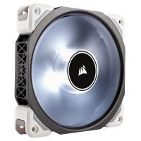 Corsair ML120 PRO LED, White, 120mm Premium Magnetic Levitation Fan