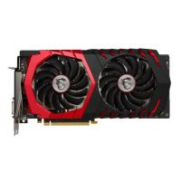 MSI GeForce GTX 1060 Gaming X 6GB Video Card