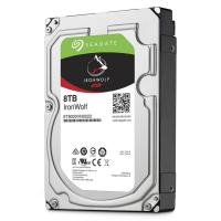 "Seagate IronWolf NAS 8TB HDD 3.5"" SATA 6Gb/s 3Yr"