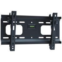 "Brateck Plasma/LCD TV Ultra Slim Tilting Wall Bracket up to 55"" with Spirit Level"