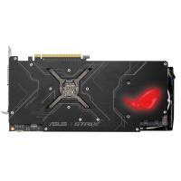 Asus  ROG-STRIX-RXVEGA64-O8G-GAMING DDR5 PCIe Vidro Card 7680x4320, 1xDVI, 2xHDMI, 2xDP