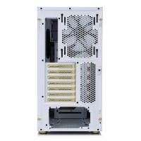 Fractal Design Define R5 White & Gold Limited Edition - Window