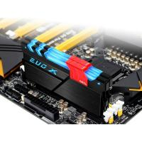 GeIL 16GB (2x 8GB) EVO X RGB LED DDR4 3000MHz Memory - Black Switch
