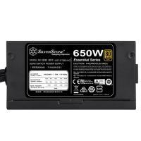 SilverStone ET650-HG Essential Series 80 Plus Gold Power Supply