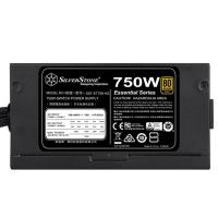 SilverStone ET750-HG Essential Series 80 Plus Gold Power Supply