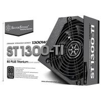 Silverstone ST1300-TI Titanium 1300W  80 Plus Power Supply Modular