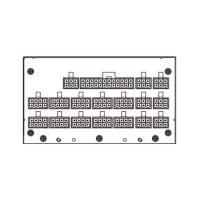 Silverstone ST1300-TI Titanium 1300W  80 Plus Power Supply Modular