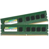 Silicon Power 16GB (2x8G) DDR4-2400MHz PC4-19200 1.2V CL17