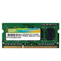 Silicon Power 4GB DDR3-1600MHz PC3-10600 1.35V CL11 (240 pins) SO Dimm Ram