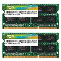 Silicon Power 16GB (2x8G) DDR3-1600MHz PC3-10600 1.35V CL11 (240 pins) SO Dimm Ram