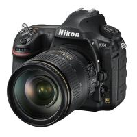 Nikon D850 DSLR D850 Kit With AF-S 24-120