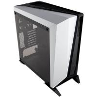 Corsair Carbide Series SPEC-OMEGA Mid-Tower Tempered Glass Gaming Case, Black and White