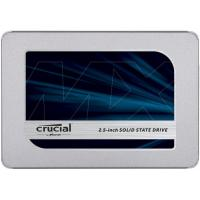 "Crucial MX500 250GB 3D NAND SATA 6Gbps 2.5"" SSD"