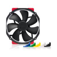 Noctua NF-A15-HS-PWM-CH-BK-S 140mm (120mm Mounts)Chromax.Black.Swap Ed 1500RPM Fan