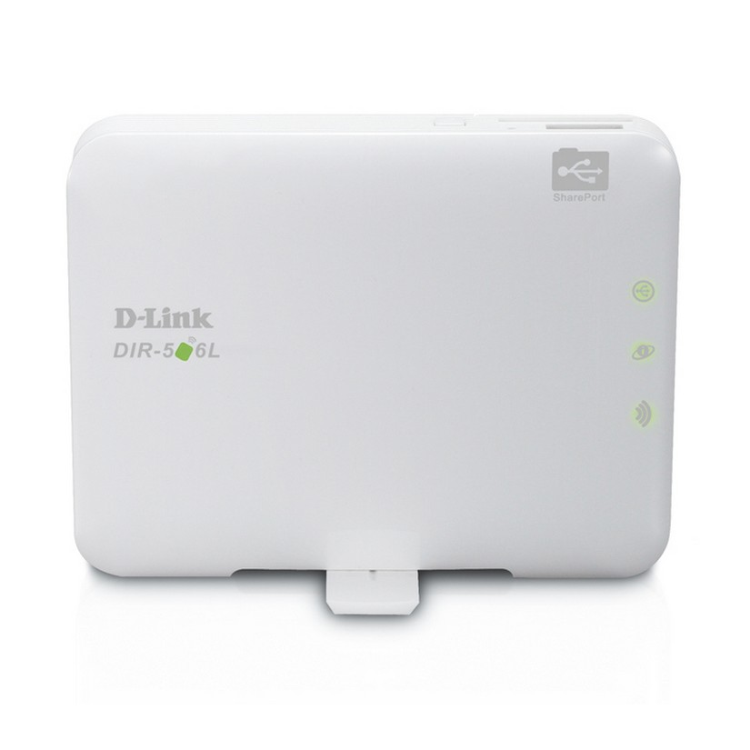 D-link DIR-506L Wireless N150 Pocket Cloud Router with mydlink Cloud Services