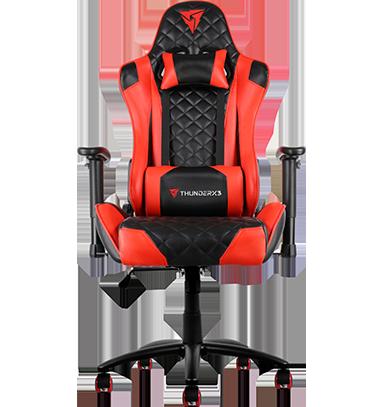 Aerocool ThunderX3 TGC12 Black/Red Gaming Chair