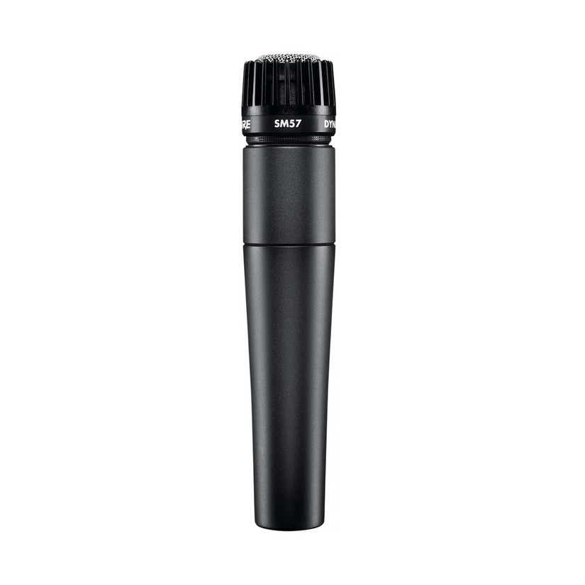 Shure SM57 Cardioid Instrument Microphone