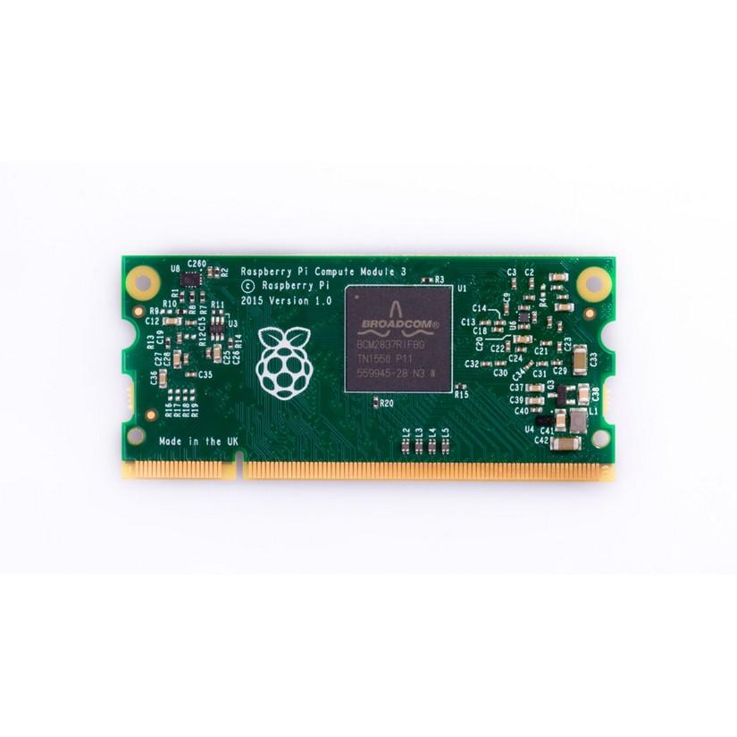 Raspberry Pi Compute Module 3 - 1GB RAM DDR2-SODIMM
