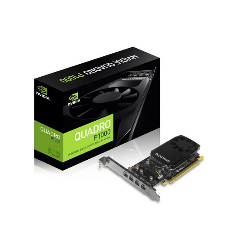 Leadtek Quadro P1000 4GB DDR5 Low Profile Workstation Graphics Card