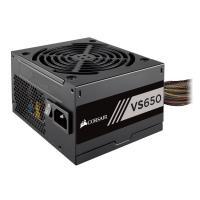 Corsair VS Series™ VS650 - 650 Watt 80 PLUS® White Certified PSU