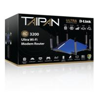 D-Link DSL-4320L Taipan AC3200 Ultra Tri-Band Wi-Fi Modem Router - NBN Ready