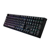 Cooler Master MasterKeys Pro L RGB Mechanical Keyboard - Cherry MX Blue