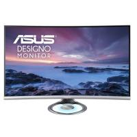 Asus MX32VQ Curved 32 inch WQHD Frameless Halo Lighting Base Audio by Harman Kardon Flicker Free