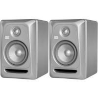 "KRK ROKIT RP5G3P 5"" Powered Studio Monitors - Platnium"